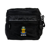 All Sport Black Cooler-ACACIA Crest