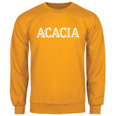 Gold Fleece Crew-ACACIA