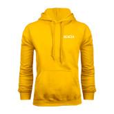 Gold Fleece Hood-ACACIA