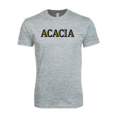Next Level SoftStyle Heather Grey T Shirt-ACACIA