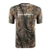 Realtree Camo T Shirt-ACACIA Fraternity