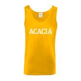Gold Tank Top-ACACIA