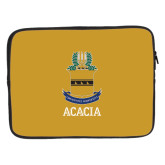 15 inch Neoprene Laptop Sleeve-ACACIA Crest