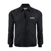 Black Players Jacket-ACACIA