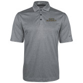 Nike Golf Dri Fit Charcoal Heather Polo-ACACIA Fraternity Stacked