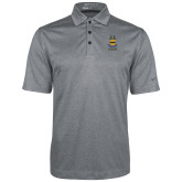 Nike Golf Dri Fit Charcoal Heather Polo-ACACIA Crest