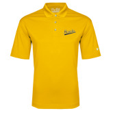 Under Armour Gold Performance Polo-ACACIA Script