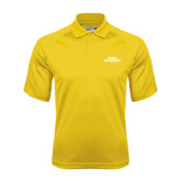 Gold Dri Mesh Pro Polo-ACACIA Fraternity Stacked