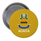 2.25 inch Round Button-ACACIA Crest