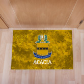 Full Color Indoor Floor Mat-ACACIA Crest
