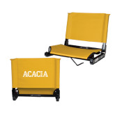 Stadium Chair Gold-ACACIA