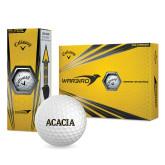 Callaway Warbird Golf Balls 12/pkg-ACACIA