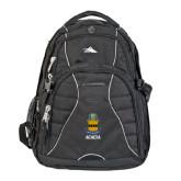 High Sierra Swerve Compu Backpack-ACACIA Crest