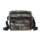Big Buck Camo Junior Sport Cooler-ACACIA Tone