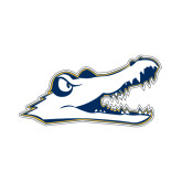 Small Decal-Gator Head, 6 in wide