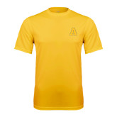 Performance Gold Tee-A