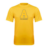 Performance Gold Tee-A Allegheny