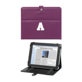 Deluxe Purple Tablet Stand-A