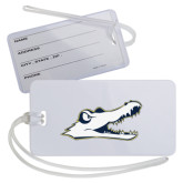 Luggage Tag-Gator Head