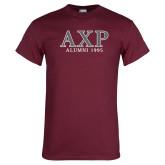 Maroon T Shirt-Alumni 1995