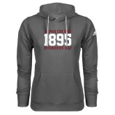 Adidas Climawarm Charcoal Team Issue Hoodie-Founders Day 1895