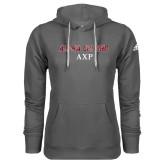 Adidas Climawarm Charcoal Team Issue Hoodie-Alpha Chi Rho AXP