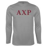 Syntrel Performance Steel Longsleeve Shirt-AXP