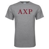 Grey T Shirt-AXP