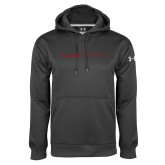 Under Armour Carbon Performance Sweats Team Hoodie-Alpha Chi Rho
