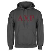 Charcoal Fleece Hoodie-AXP
