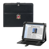 Deluxe Black iPad Stand-Crest