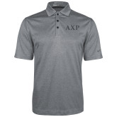 Nike Golf Dri Fit Charcoal Heather Polo-AXP Tone