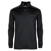 Nike Golf Dri Fit 1/2 Zip Black/Grey Pullover-Alpha Chi Rho