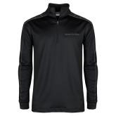 Nike Golf Dri Fit 1/2 Zip Black/Grey Pullover-Alpha Chi Rho