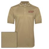 Vegas Gold Dry Mesh Polo-AXP