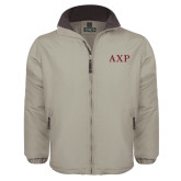 Khaki Survivor Jacket-AXP