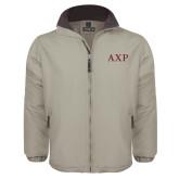 Khaki Survivor Jacket-AXP