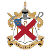 Extra Large Magnet-Crest, 18 in Tall