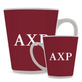 Full Color Latte Mug 12oz-AXP