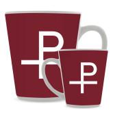 Full Color Latte Mug 12oz-Labarum