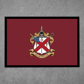 Full Color Indoor Floor Mat-Crest