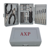 Compact 26 Piece Deluxe Tool Kit-AXP