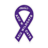 Ribbon Decal-Primary Logo