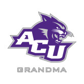 ACU Wildcat Small Decal-Grandma, 6 inches wide