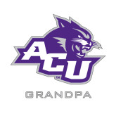 ACU Wildcat Small Decal-Grandpa, 6 inches wide