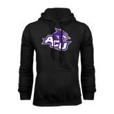 Black Fleece Hoodie-Angled ACU w/Wildcat Head