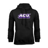 Black Fleece Hoodie-ACU Wildcats