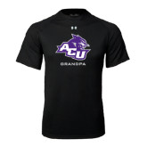 ACU Wildcat Under Armour Black Tech Tee-Grandpa