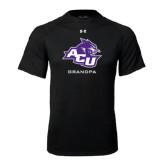 ACU Wildcat Under Armour Black Tech Tee-Grandpa