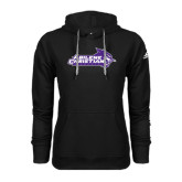 ACU Wildcat Adidas Climawarm Black Team Issue Hoodie-Primary Logo